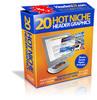 20 Hot Niche Header graphics - MRR