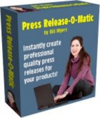 Product picture Press Release-O-Matic