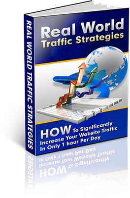 Product picture Real World Traffic strategies - MRR