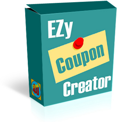 Product picture Ezy Coupon Creator - MRR