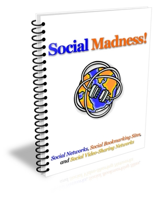 Product picture Social Madness - PLR