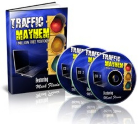Product picture Traffic Mayhem With Resale rights