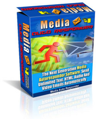 Product picture Media Auto Responder With MRR
